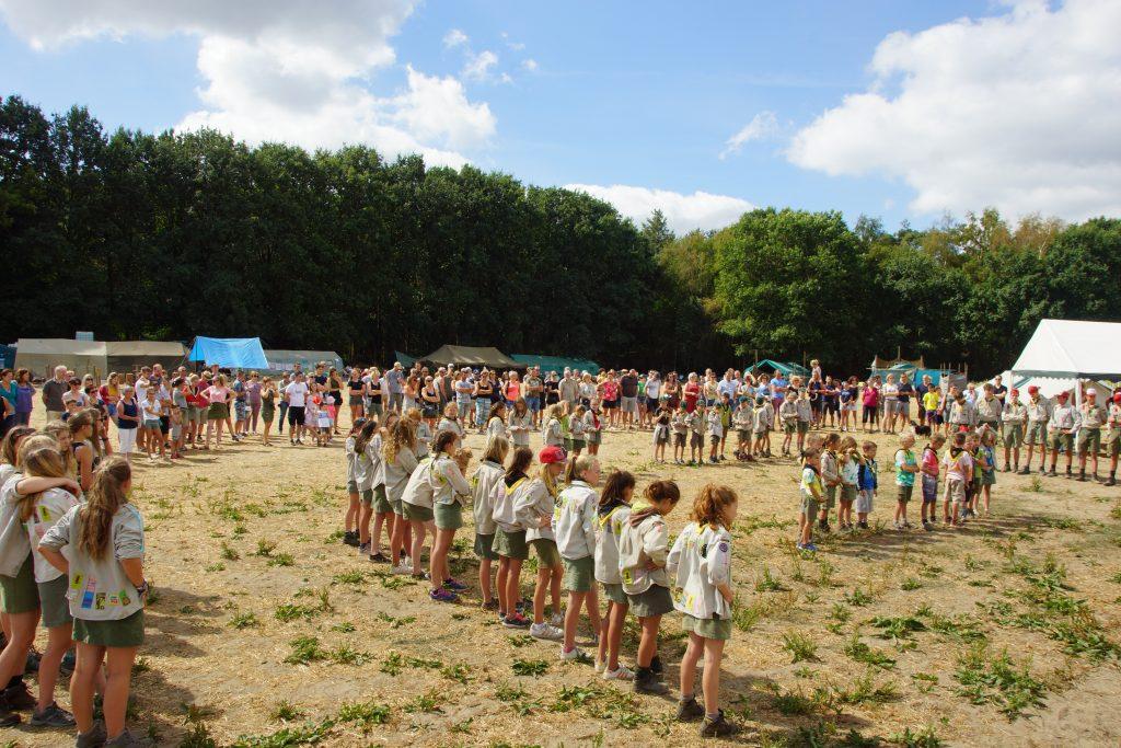 parade kamp